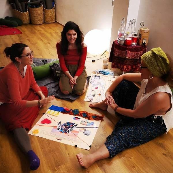 Grupo mujeres Formación Mujer Guía mujerconsciente