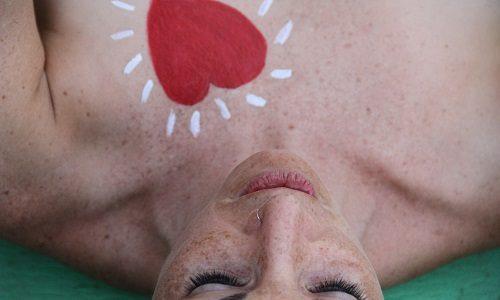 Mujer dibujo corazón Formación Mujer Guía mujerconsciente