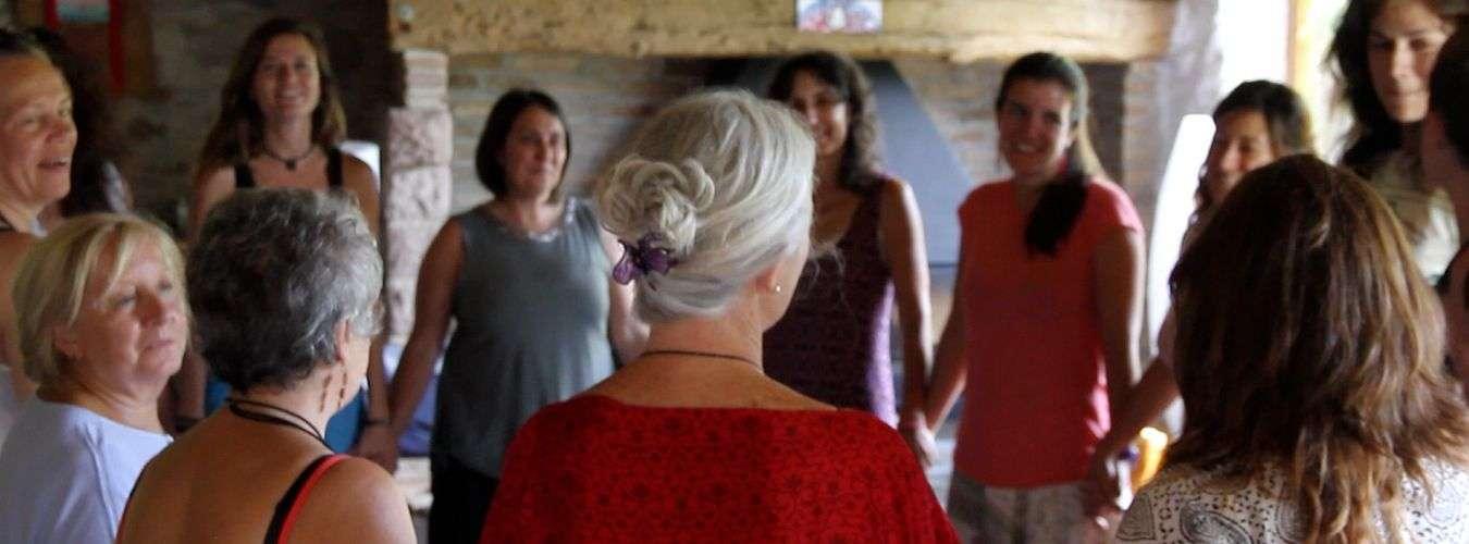 formación Mujer Consciente Carmen Hernández Rosety grupo intensivo verano